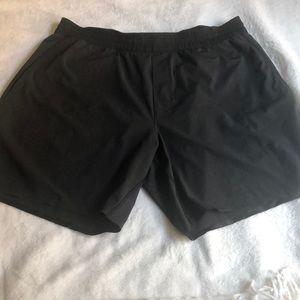 Lululemon Athletic Short Size XXL Black